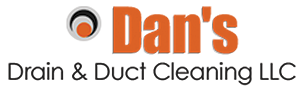 Dan's Drain Cleaning logo