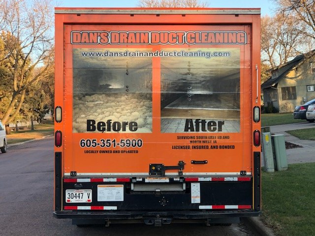 Drain and Duct Cleaning Sioux Falls